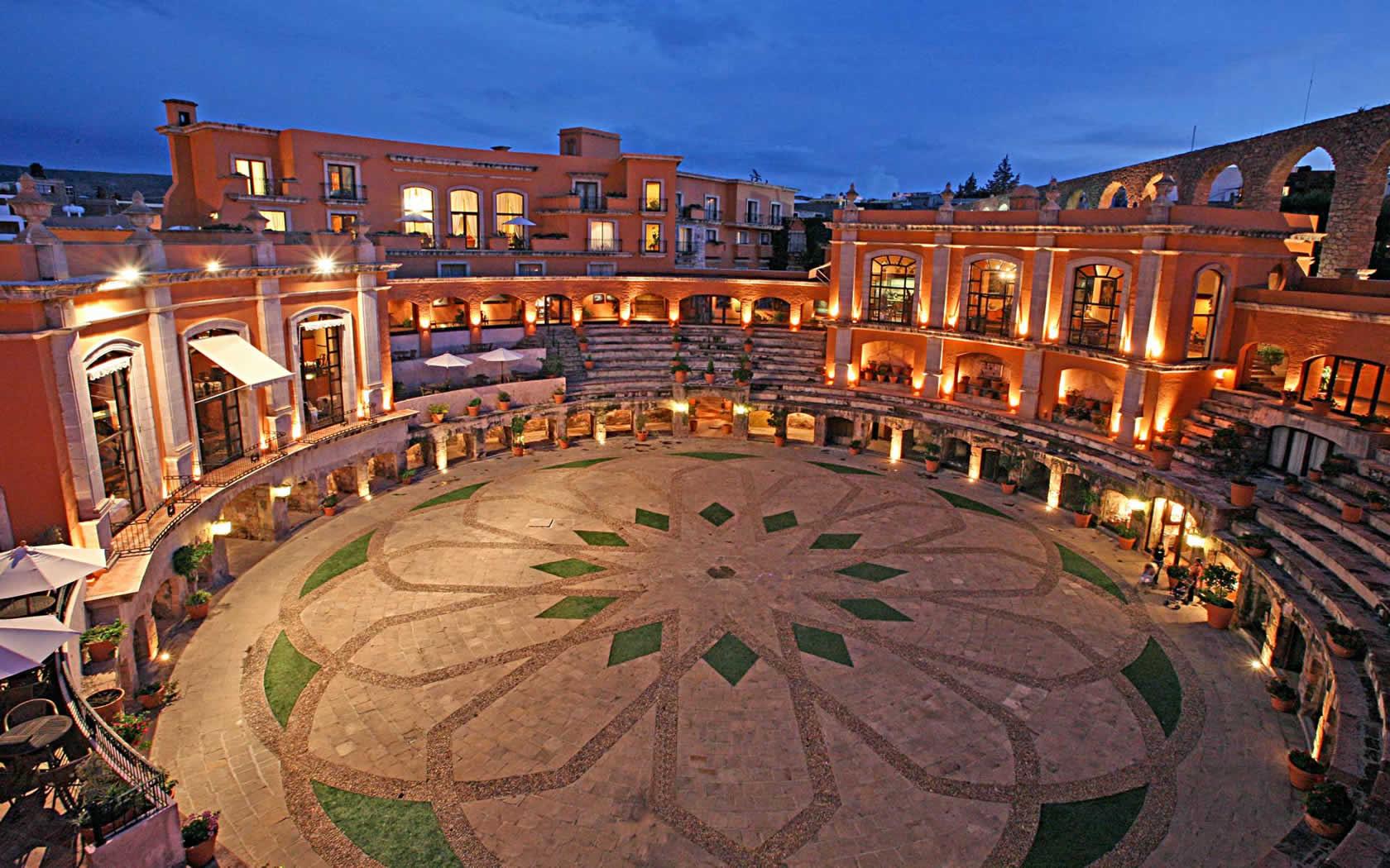 L'hôtel espagnol Plaza de Toros : pour vivre une nuit dans une arène de tauromachie