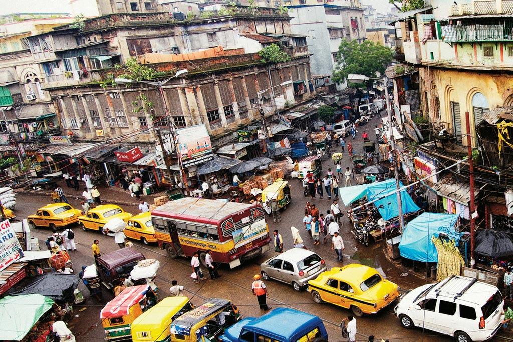 Comment se déplacer une fois en Inde