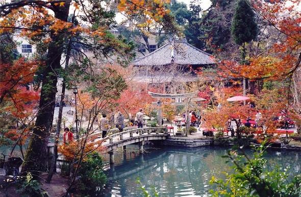Kyoto : une ville atemporelle et très culturelle