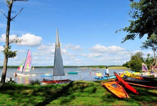 Les activités à faire autour de Mimizan Lac durant les vacances