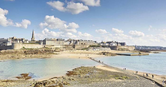 L'été se fera à Saint-Malo