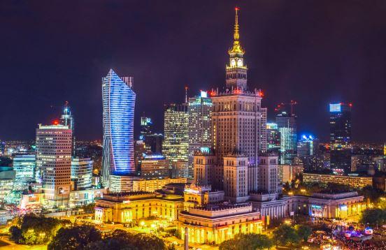 Visitez sans plus attendre Varsovie !