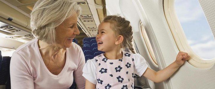 Emmenez vos petits-enfants en voyage !