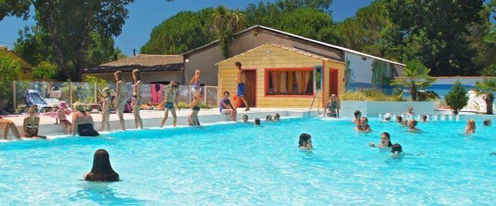 Vacances dans le Gard : optez pour un camping avec piscine