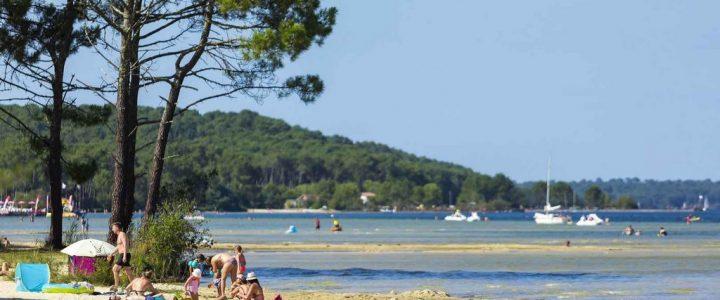 Biscarrosse : de nombreux lacs, beaucoup de découvertes et du camping !
