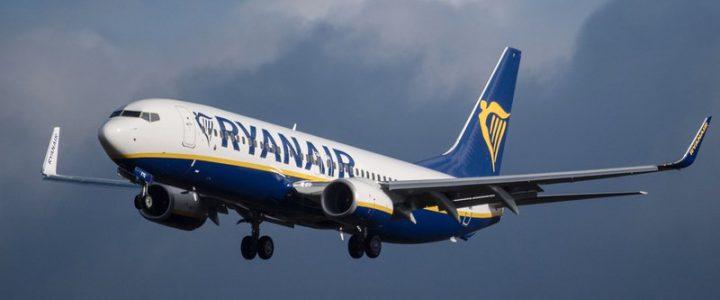 Vol sur Ryanair retardé : que dit la loi ?