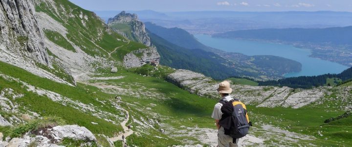 Faites de la randonnée à Annecy !