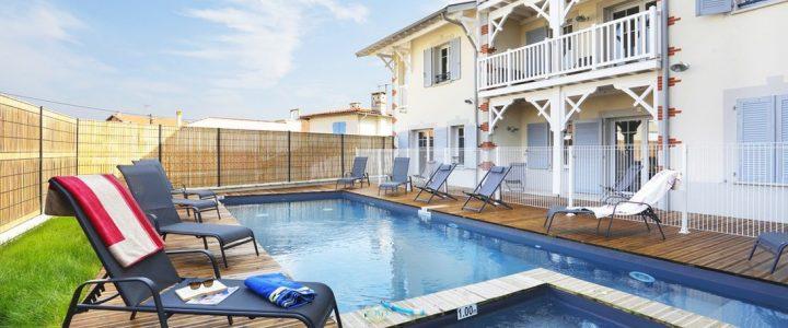 Une résidence de vacances pour un voyage en famille ?