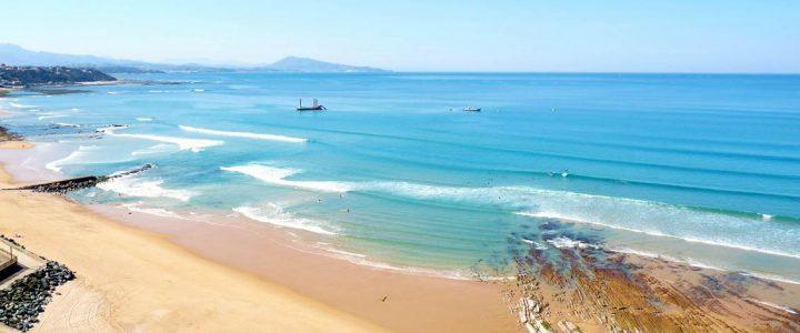 Les activités nautiques à Bidart, du surf et bien plus encore