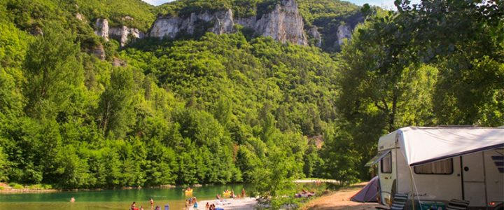 Les plus beaux campings familiaux du Tarn