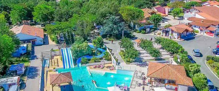 5 campings avec piscine couverte à Bidart