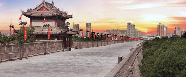 Les points attractifs en Chine